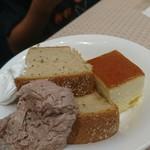 89928473 - チーズケーキ&シフォンケーキ