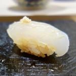 89929720 - [2018/06]寿司③ あおりいかの握り