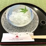 多武峰観光ホテル - 料理写真:葛きり 648円(税込)