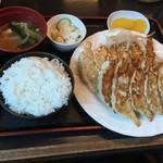 89931556 - 餃子定食