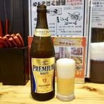 ちゃんぽん亭総本家 - [2018/07]瓶ビール(500円)