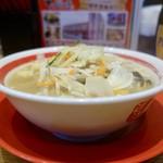 ちゃんぽん亭総本家 - 料理写真:[2018/07]近江ちゃんぽん麺0.5玉+野菜大盛り(630円)