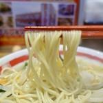ちゃんぽん亭総本家 - [2018/07]近江ちゃんぽん麺0.5玉+野菜大盛り(630円)