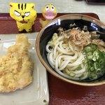 室町うどん - 料理写真:合計で360円(税込)