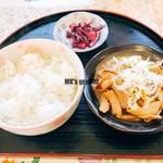 めをと茶屋 - 料理写真: