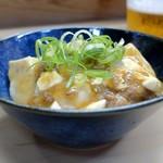 家庭料理 小川 - マーボーとうふ