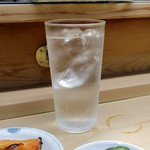 家庭料理 小川 - 芋焼酎 水割り