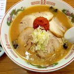 麺屋 雪国 - 辛みそチューシューめん  1130円