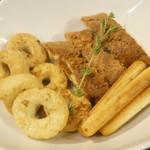 タベルナ44 - 固焼きパン