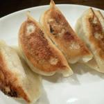 九龍 - 焼き餃子