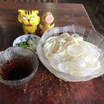 うどん旅 - 料理写真:冷やしうどん小270円(税込)