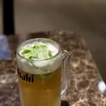 タイレストラン タニサラ - とりあえずパクチービール