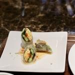 タイレストラン タニサラ - 生春巻き