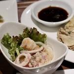 タイレストラン タニサラ - ヤムウンセン