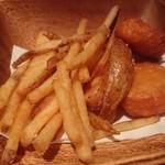 ALDEBARAN  - ポテト、チキンナゲット