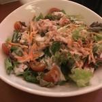 小籠包バル HASHIYA - おまかせサラダ