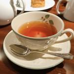 リンクス紅茶と洋酒の店 - ダージリン T.G.F.O.P. 800円