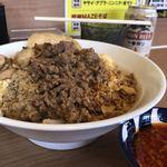 麺屋ガテンZ - カレーMAZEそばDX