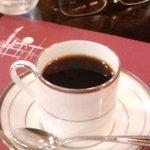 キッチン飛騨 - コーヒー