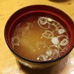 89950551 - お味噌汁