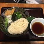 古蝶庵 - 料理写真:梅手羽の唐揚げセット 1280円