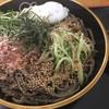 招福そば - 料理写真:冷やしゴマ蕎麦