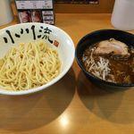 小川流 - つけ麺・半ちゃーしゅー(中盛り)