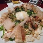 89955037 - ネバネバ野菜と豆富のサラダ