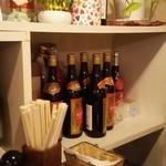 89955685 - 紹興酒がたくさん