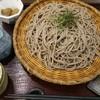 そじ坊 - 料理写真:ざるそば(追加そば)