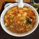ラーメン 弘ちゃん - 料理写真:スーラータンメン 800円