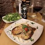 Cantina e Cucina - 人気店で夕食。