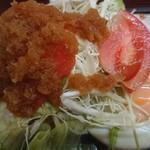 シバタ屋食堂 - 料理写真: