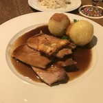 Münchner Stubn - こちらも十分美味しいのですが、多分頼んだのと違うかな…
