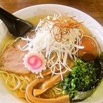 麺屋 猪貴 - 塩ラーメン
