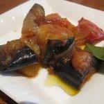 アズーラ・ディ・カプリ - 野菜のトマト煮込み