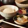 Akasakawatanabe - 料理写真:名物『鯛茶漬け』