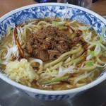ラーメン ぶぅさん - 料理写真:担々麺(玉ねぎ)850円