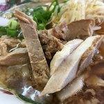 中華そば 満丸 - 料理写真:細切りチャーシュー 並 ¥700