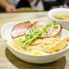 アノラーメン製作所 - 料理写真:Pine Soup ツケメン (パイナップル・アーモンド・魚ダシ) Double 300g (¥950)