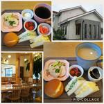 カフェ・メメ - 料理写真:2018.07