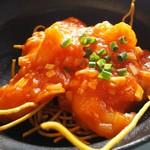 シェンロン トーキョー - エビのチリソース煮