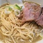 自家製麺 伊藤 - 肉そば中(焼豚4枚)850円