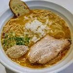 はりけんラーメン - 料理写真:鶏そば塩