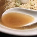 自家製麺 伊藤 - 【再訪】中華そば