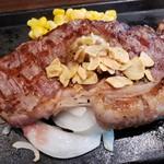 いきなりステーキ - US産アンガス牛サーロインステーキ(209g・1713円外税)