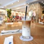 トミーバハマ - アイスカフェラテ