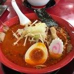 日和田製麺所 - 料理写真:辛味噌ラーメン