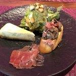 カンビオ - 料理写真:前菜