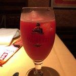 89974041 - ブラッディオレンジジュース